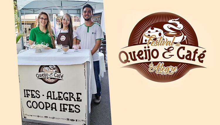Ifes - Campus de Alegre é premiado em Festival de Queijo e Café