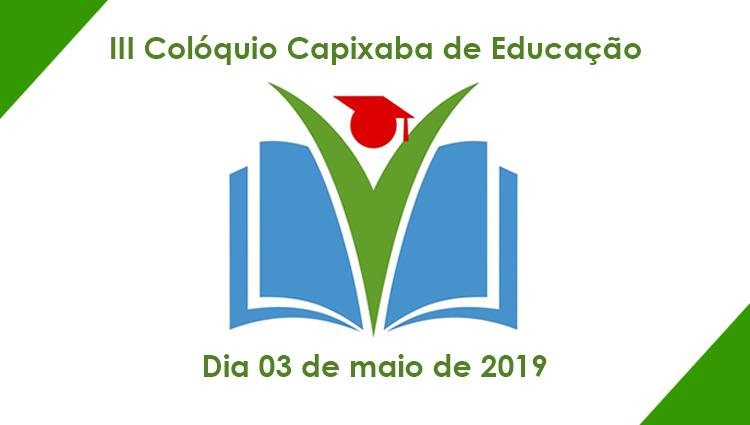 Campus de Alegre participará do III Colóquio Capixaba de Educação