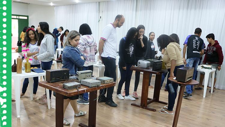 Museu de Família recebeu mais de 300 visitantes