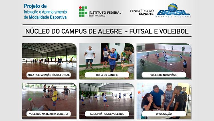 Projeto de Iniciação e Aprimoramento de Modalidade Esportiva