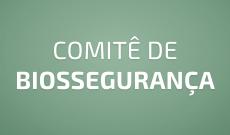 Comitê Interno de Biossegurança - Coronavírus
