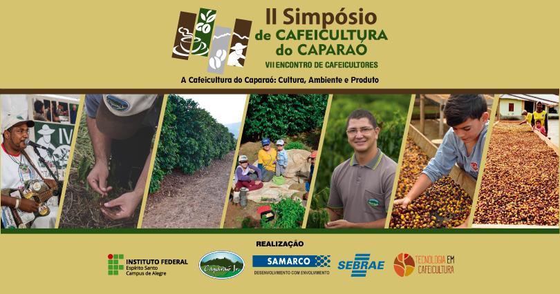 II Simpósio de cafeicultura do Caparaó e VII Encontro de produtores de café