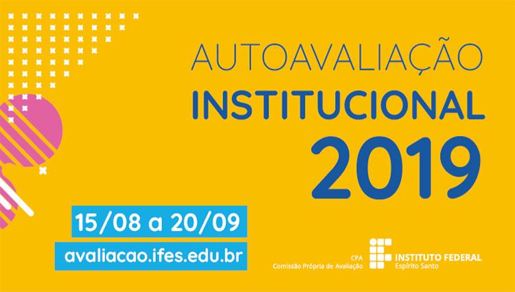 Autoavaliação Institucional do Ifes 2019