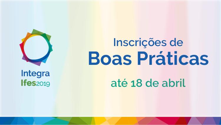 Integra Ifes recebe propostas de boas práticas até 18 de abril
